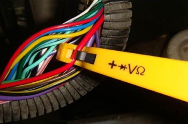 Измерение без зачистки проводов