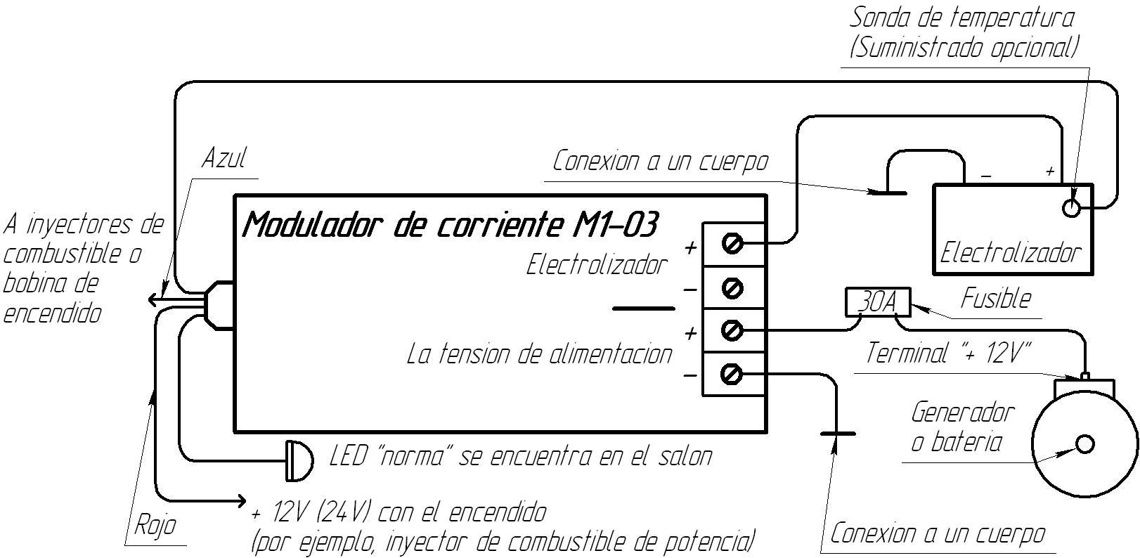 Подключение PWM ШИМ контроллера